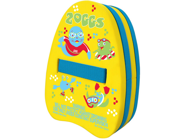 Zoggs Back Float Lapset, yellow/blue